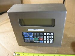 Avery Weigh-tronix 662 Scale Control Indicator Controller Hayssen 330r