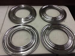 1949 1950 1951 1952 Chevrolet Accessory Beauty Rings 15 Rg29