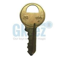Master Padlock Replacement Keys Series A6251 - A6400 Made By Gkeez