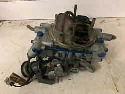 1983 1984 Ford Mustang 4bbl List 50151 Carburetor Original Holley Motorcraft