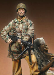 Paratrooper At The Battle Of Monte Cassino Painted Toy Miniature Pre-sale   Art