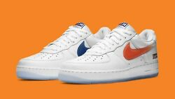 Kith X New York Knicks Nike Air Force 1 Low Size 11 Confirmed Order
