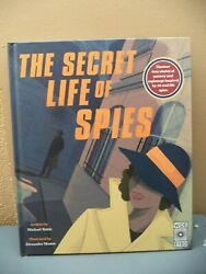 Secret Life Of Spies Bios By Michael Noble And Alexander Mostov Hardcover 48 P New