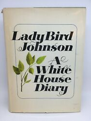 Lyndon B. Johnson And Lady Bird Real Signatures A White House Diary Signed Bin