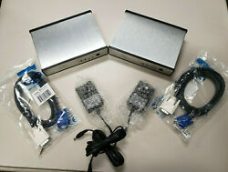 Set Of 2 - Ncr Radiant P825 Pos Kitchen Display Controller New P825f002 1641