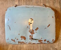 1938 Studebaker Trunk Lid 2 And 4 Door Sedan Vg Shipping Available Ask For Quote