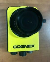 Cognex Is7200-c11patamax + Color In Sight Vision System With Lens