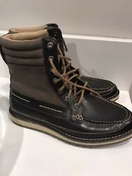 Mens Sperry Boots Size 8.5