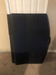 2016 And Up Bentley Bentayga Rear Cargo Cover In Imperial Blue Color