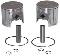 Complete Top End Kit 84.5mm Wsm 010-824-12p For 03-08 Yamaha Gp1300 R