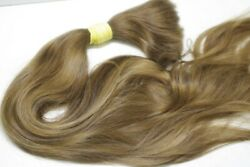 90cm/354 And 197gr/70oz Lux Silky Thin Natural Ukrainian Slavic Hair Extension