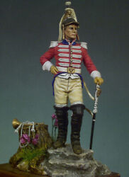 French Army Trumpeter Of Cuirassiers Painted Toy Figure Miniature Pre-sale   Art