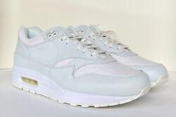 Nike Air Max 1 Asparagus His And Hers Rub Away Dh5493-100 Size 10.5 Ds