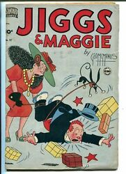 Jiggs And Maggie 13 1951 - Standard -vg- - Comic Book