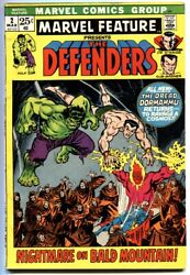 Marvel Feature 2 1973 - Marvel -fn- - Comic Book