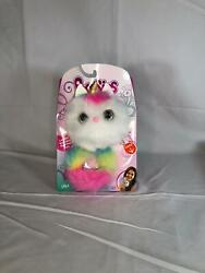 Pomsies Pet Interactive Lighted Plush With 4 Pomsie Poos