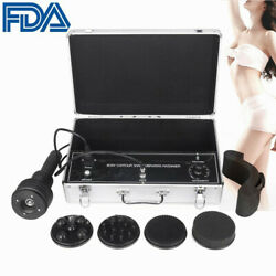 Electric Fat Removal Lose Weight Fat Vibration Body Massager Beauty Machine Fda