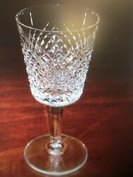 Set Of 12-waterford Crystal Stemware Alana Water Goblets