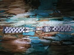 Men's Breitling Ref 3898 874a Stainless Steel Metal Band For B1 And B2 Models