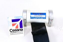 Cessna Vintage Reel O Matic Harness Seat Belt 0108499-01 Long S-2622-1 Used Part