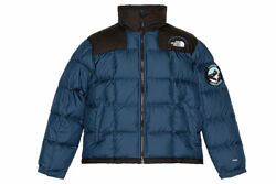 New The Nf0a4qyln4l Nse Lhotse Expedition Jacket Blue Wing Teal