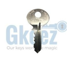 Cole Steel File Cabinet Replacement Keys F01 - F250 Made By Gkeez