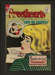 Sweethearts 60 Vg/fn 5.0 High Res Scans
