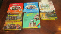 Advanced Dungeons And Dragons 12 Metal Miniatures Grenadier Sets Pewter Ral Partha