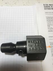"""Mueller B-100 Machine Part 580303 3/4"""" Cc Extracting Removal Tool"""
