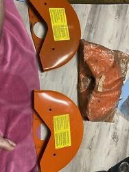 3 New Stihl Guard 14 Inch For Cut-off Saw Ts 350 460 510 Or 760 4205-700-8100