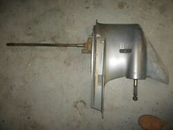 Yamaha 225hp 4 Stroke Outboard Counter Rotating Lower Unit With 25 Shaft