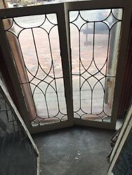 Sg 1159 2 Available Price Separate Antique Cabinet Door Or Transom Window