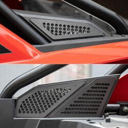 Kemimoto For Polaris Rzr Pro Xp /4 Xp 2020-22 Side Air Intake Vent Grille Grill