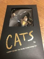 Cats Rum Tum Tugger Shiki Theater Company Figure 1981 The Really Useful Group