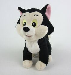 Figaro Cat from Pinocchio Plush Disney Store Exclusive 8quot; Stuffed Animal Toy