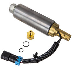 Electric Fuel Pump For Mallory Mercruiser Boat V6 V8 861155a3 W/ Rings 5.0l 5.7l