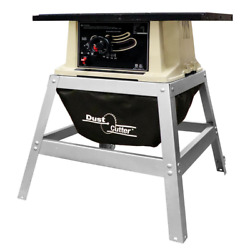 Table Saw Dust Cutter Dust Collection System Collector Bag Shop Sawdust Cleaner