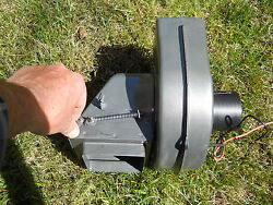 And03955-and03956 Chevy 150/210/ Belair Nomad Deluxe Heater Fan Blower Assy. New Motor