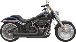 Bassani Black Pro Street Turn Out Exhaust System 1s34db