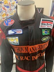 Lico Sparco Brand Go Kart Racing Suit Level 2 Custom Embroidered