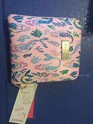 NWT LIlly Pulitzer Getaway Packable Tote Girls Night Out Free Shipping $69.99