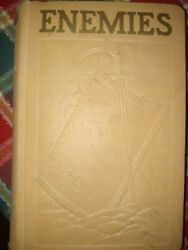 Enemies By J F Rutherford First Printing Watch Tower And Tract Society 1937