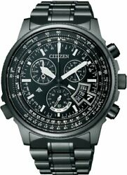 Citizen Promaster Eco-drive Men's Radio-controlled Wrist Watch By0084-56e Japan