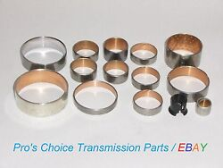 --complete--bushing Kit--fits All Th250 And Th350 Automatic Transmissions