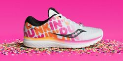 Saucony X Kinvara 10 Dunkin' Donuts Running Shoes Sneakers Women's Size 9.5