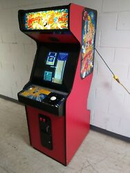 1994 Sammy Krazy Bowl Bowling Arcade Video Game - Free Shipping - Red Z Back Cab