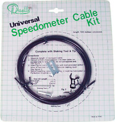 Spi 92-154 Universal Speedometer Cable Ki Made By Spi