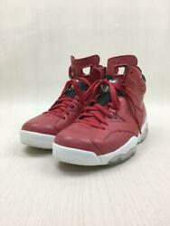 Nike 2014 6 R 27cm 694091-625 Red Size 27cm Fashion Sneakers 2040 From Japan