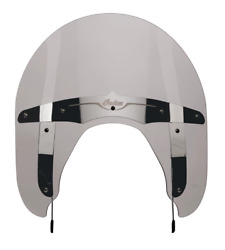 Indian Motorcycle Tinted 16 Quick Release Windshield For 2014-2019 Chief Models