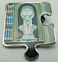Disney Haunted Mansion Character Connection Le 1100 Portrait Room Bust Pin